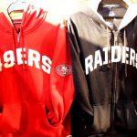 これからの微妙な気温にオススメ!NFL2016新作のパーカーを紹介!!