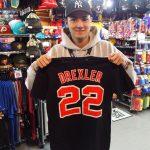 NBA ナンバーTシャツが入荷いたしました!現在来日中のドレクスラー氏のTシャツもあります!