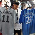 プロ野球グッズをお探しならセレクション新宿店へ!12球団、侍ジャパンまで取り揃えております♪