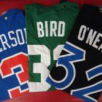 【あの伝説の名選手達のTシャツをご紹介!!】練習にはもちろん!プレゼントにも(^O^)/80・90年代のNBA好きは必見ですよ~♪