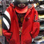 寒い季節にオススメ!暖かくてかっこいいデザインのNBAジャケットのご紹介です☆