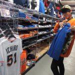 セレクション新宿店 ベースボール館 MLBコーナー リニューアルしました♪