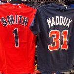 80-90年代のお客様へ、、メジャーリーグ界のレジェンドのネーム&ナンバーTシャツが入荷しました☆☆