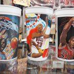 NBA × McDonald レアカップコレクション!!アメリカンな見た目が可愛いレアなカップがたくさん!!ロッドマンやジョーダンは早い者勝ちです☆彡