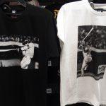 山田選手がプリントされたTシャツなどヤクルトの新作応援グッズが大量入荷です!!