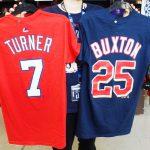 MLB プレイヤーTシャツ再入荷&新入荷祭り!!今月はなんとお得な500円OFFセールです!!