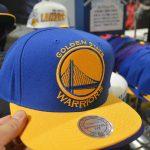 6月はNBAのCAPが1000円OFF!!!ウォーリアーズ キャブス NBAファイナルチームあります!!