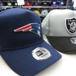 NFLのメッシュキャップが入荷しています!キャップを被りたいけど、汗が気になる、、、という方にピッタリの通気性抜群☆夏に人気のアイテムです!!!