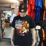 MARVEL SUPER HEROS×MLB Tシャツが入荷!海外買い付け品で日本ではとてもレア物です!
