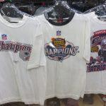 NFLヴィンテージTシャツをご紹介します!当時限定のTシャツなど種類もたくさんあります!鑑賞用としても最高です(^^)Tシャツ1枚でもかなりオシャレですよ!