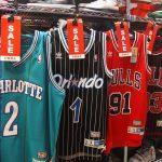 NBA 今月はレジェンドアイテムがお買い得!!ロッドマンやコービーなど人気選手勢揃い!!セール中の在庫追加なし!!早い者勝ちです!