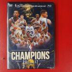 NBA 待望の2016-17 FINALSチャンピオンDVDが入荷しました~~~\(^o^)/ウォリアーズファン必見です!!