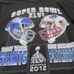 NFLスーパーボウル、チャンピオン記念のTシャツ!あの時買っておけば良かった、、、なんて思っていたアイテムが見つかるかも?!