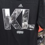 カワイ・レナード選手のTシャツが入荷!!そして海外限定シグネチャーアイテムはお取り寄せ開始!!