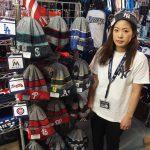 MLB 選手着用ニットキャップが入荷しました。あなたはどのチームにする??