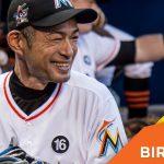 HAPPY BARTHDAY イチロー(人´∀`) 44歳の誕生日を迎えました!!
