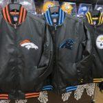 NFLのジャケットが入荷です!フェイクレザーがとってもカッコいいです♪