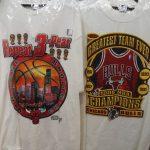 レジェンド達も着用したあのTシャツが手に入る!!!!90年代NBAファンにはたまらないアイテムをご紹介いたします~~~☆彡